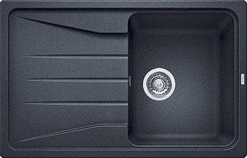 Кухонная мойка BLANCO SONA 45 S SILGRANIT антрацит  цена и фото