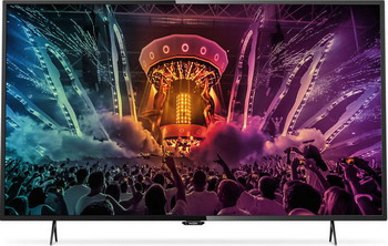 4K (UHD) телевизор Philips 55 PUT 6101 philips жк телевизор philips 24pht4000 24 дюйма