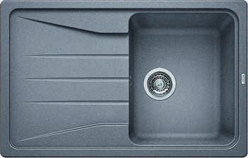 Кухонная мойка BLANCO SONA 45 S SILGRANIT алюметаллик смеситель blanco tivo s silgranit 517611 алюметаллик
