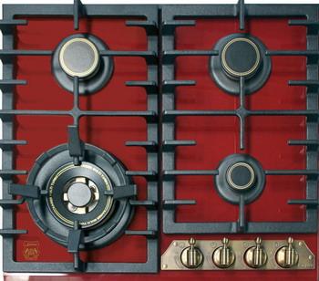 Встраиваемая газовая варочная панель Kaiser KCG 6335 RotEm Turbo в какой аптеке города губкинска можно купить стрептоцид