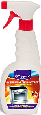 Средство для чистки плит, духовок и грилей Topperr 3405 бытовая химия xaax ополаскиватель для посудомоечной машины 500 мл