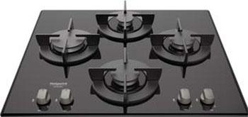 Встраиваемая газовая варочная панель Hotpoint-Ariston 641 DD /HA(BK) варочная панель hotpoint ariston kit 641 fb