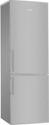 Двухкамерный холодильник Hansa FK 261.3 X hansa fk 261 4 x