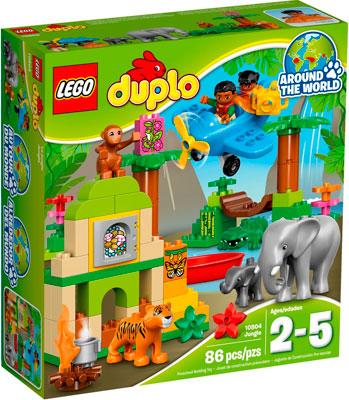 Конструктор Lego Duplo Вокруг света: Азия 10804
