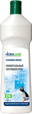 Универсальный чистящий крем NORDLAND 391145 бытовая химия sano