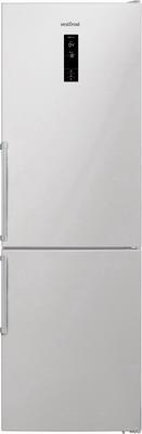 Двухкамерный холодильник Vestfrost VF 3663 W  холодильник vestfrost vf 465 eb new