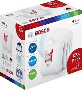 Пылесборник Bosch BBZ 16 GALL (17002095) пылесборник bosch bbz 10 tfk1