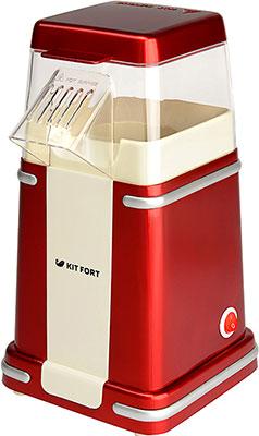 Аппарат для приготовления попкорна Kitfort КТ-2004