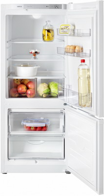 Двухкамерный холодильник ATLANT ХМ-4708-100 двухкамерный холодильник atlant хм 6221 180