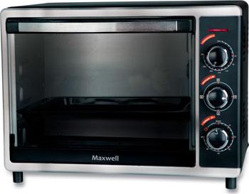 Мини-печь Maxwell MW-1852 мини печь maxwell mw 1852 bk