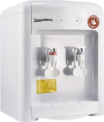 Кулер для воды Aqua Work 36 TKN (белый) кулеры для воды aqua work кулер для воды aqua work36tdn белый эл охл нажим кружкой