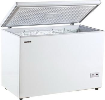 Морозильный ларь Bravo XF-275 Gr серый морозильный ларь bravo xf 102 ja