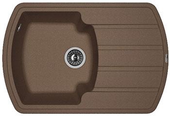 Кухонная мойка Florentina Нире-760 мокко FSm мойка florentina нире 480 грей