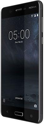 Мобильный телефон 5 Dual Sim черный
