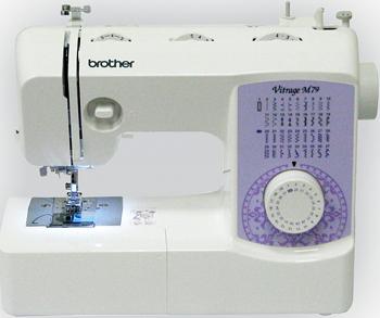 Швейная машина Brother Vitrage M 79 4977766749657 brother vitrage m71