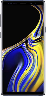 Мобильный телефон Samsung Galaxy Note 9 128 GB SM-N 960 F индиго samsung galaxy note 5 sm n920czdeser 64 gb lte gold