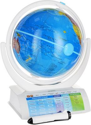 Интерактивный глобус Oregon Scientific SG 338 R глобус oregon scientific sg338r