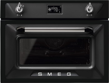 Встраиваемый электрический духовой шкаф Smeg SF 4920 MCN1 встраиваемый электрический духовой шкаф smeg sf 855 po