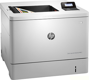 Принтер HP Color LaserJet Enterprise 500 M 553 dn (B5L 25 A) принтер hp color laserjet enterprise m750xh d3l10a