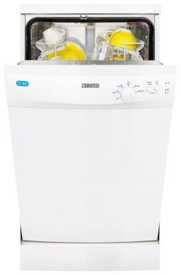 Посудомоечная машина Zanussi ZDS 91200 WA посудомоечная машина zanussi zdt92400fa серебристый