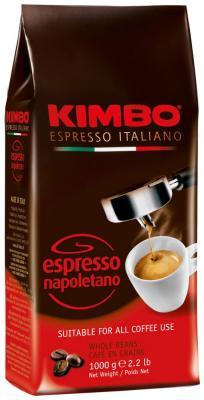 Кофе зерновой KIMBO Napoletano (1kg)