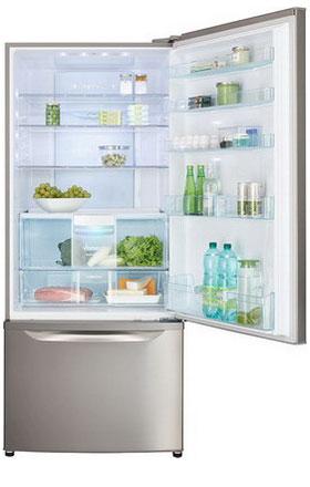Фото Двухкамерный холодильник Panasonic. Купить с доставкой