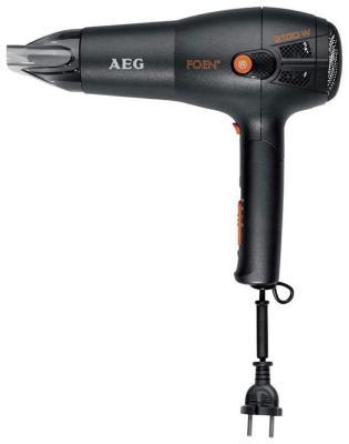 Фен AEG HT 5650 schwarz ionic aeg ht 5650
