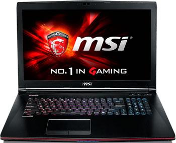 все цены на Ноутбук MSI GE 72 6QF-067 XRU (9S7-179441-067) онлайн