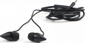 Вставные наушники Harper HV-403 BLACK вставные наушники harper hv 501 grey