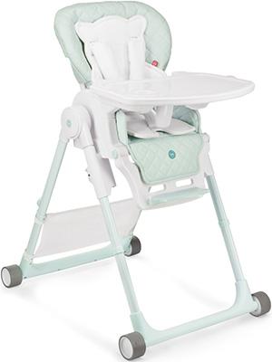 Стульчик для кормления Happy Baby Wiliam V2 BLUE набор для кормления детей happy baby anti colic baby bottle 10009 lime