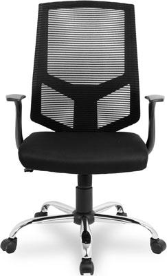 Кресло College HLC-1500 F-1C Черный кресло руководителя college hlc 0802 1 бежевый