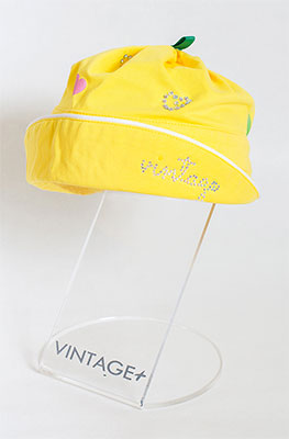 Панамка Vintage На качелах желтый р. 47-49 панамка vintage на качелах желтый р 50 52