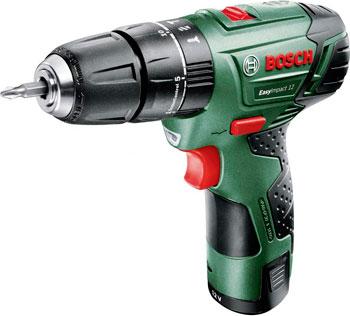 Дрель Bosch EasyImpact 12  1 АКБ 060398390 D