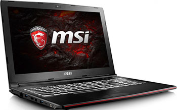 Ноутбук MSI GP 62 M 7RDX-1660 RU ноутбук msi gp 62 m 7rdx 2095 ru world of tanks edition