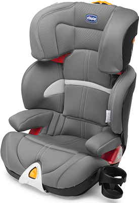 Автокресло Chicco OASYS 2-3 Grey 07079244470700 автокресло chicco oasys 2 3 race
