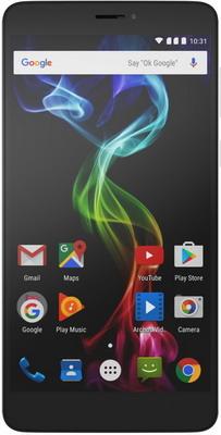 Мобильный телефон Archos 60 Platinum Серебристый archos oxygen 50
