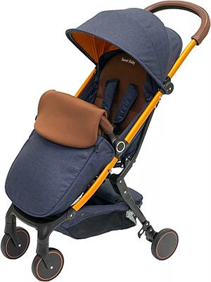 Коляска Sweet Baby Combina Tutto Jeans 339 060