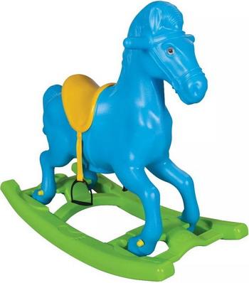 Качалка Pilsan Лошадь бегущая 7908 plsn pilsan pilsan каталка качалка cute horse в пакете