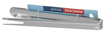 Щипцы с вилкой Tescoma PRESTO 420525 щипцы универсальные tescoma presto длина 24 5 см