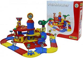 Паркинг Pilsan 3-уровневый Wader 37862_PLS pilsan набор корзина с фруктами с 3 лет