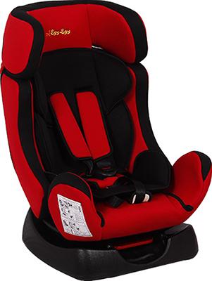 купить Автокресло Еду-Еду KS-719  0-25 кг  с вкладышем  Черно-красный по цене 4909 рублей