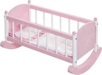 Кукольная люлька Paremo PFD 116-09 розовая