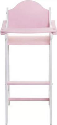 цены Кукольный стульчик для кормления Paremo PFD 116-11 розовый