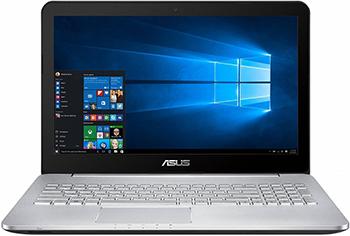 Ноутбук ASUS N 552 VX-FW 168 T (90 NB 09 P1-M 04220) видеорегистратор intego vx 410mr