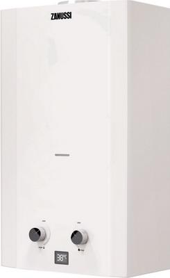 Газовый водонагреватель Zanussi GWH 6 Fonte LPG газовый гриль барбекю lpg hb204