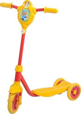 купить Самокат Foxx Foxx Baby  желто-красный 115 BABY1.YRD7 по цене 1380 рублей