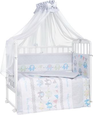 Комплект постельного белья Sweet Baby Alfiere Grigio бордюр versace venere bianco grigio 7 8x60 комплект
