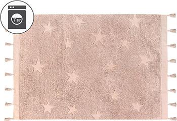 Ковер Lorena Canals Звезды хиппи бежевые 120*175 C-HI-ST-VINTNU