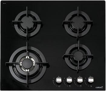 Встраиваемая газовая варочная панель Cata CCI 6031 BK варочная панель cata lgd 631a