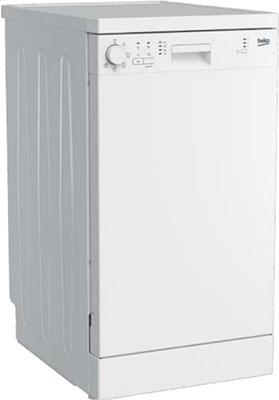 Посудомоечная машина Beko DFS 05012 W белый посудомоечная машина beko dfs 28020 x